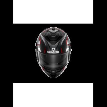 Shark Spartan GT Carbon Kromium Carbon Chrom Red