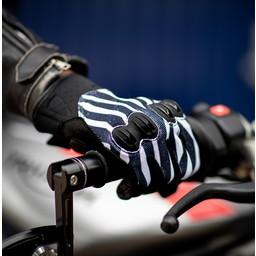 CLAW Switch summer Glove Zebra