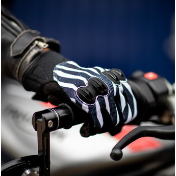 CLAW Switch summer Glove Zebra
