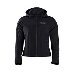 CLAW Timmy Softshell Motorjacket Black