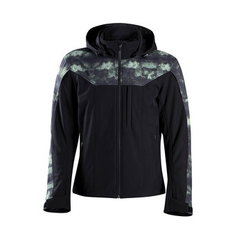 CLAW Timmy Softshell Motorjacket camouflage military