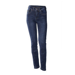 CLAW Britt Kevlar Motorjeans Light Blue