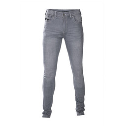 CLAW Steve Kevlar Motorjeans Light Grey