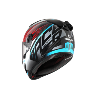 Shark RACE-R PRO CARBON ASPY  Carbon Red Blue
