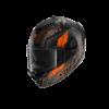 Shark SPARTAN GT RYSER Mat Black Antracite Orange
