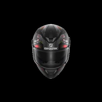 Shark SKWAL 2 VENGER Mat  Black Antracite Red