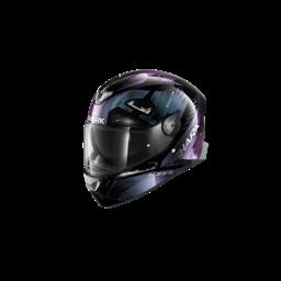 Shark SKWAL 2 VENGER  Black Glitter Black