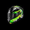 Shark D-SKWAL 2 PENXA   Black Green Yellow