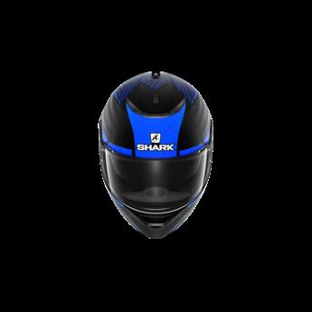 Shark SPARTAN 1.2 KOBRAK Mat Black Blue Blue