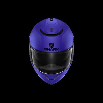 Shark SPARTAN 1.2 BLANK Mat Blue 02