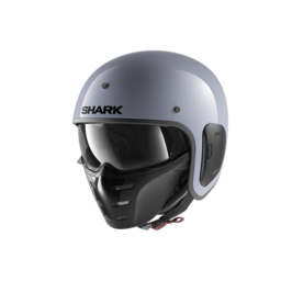 Shark S-DRAK 2 BLANK Silver Nardo