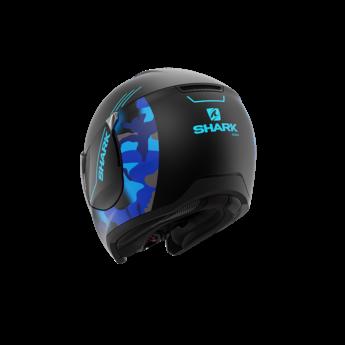 Shark CITYCRUISER GENOM Mat Black Blue Blue