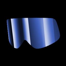 Shark Lens Blue
