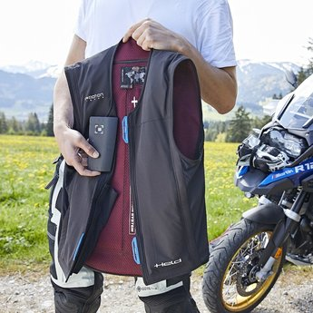 Held Biker Fashion Evest & Box