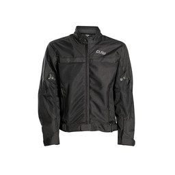 CLAW Outsider summer motorjacket black