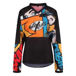 Motogirl Pop Art MX Jersey