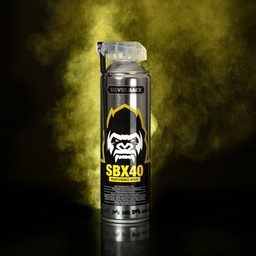 SilverBack SBX40 maintenance spray