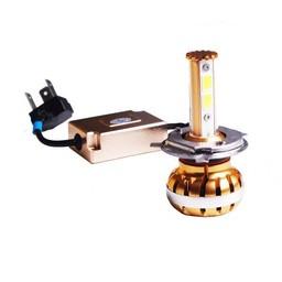 Tecnoglobe LED Gold 360 gr lamp diverse types