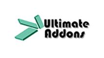 Ultimate Addons Platte bevestiging 1'/25mm bol connector