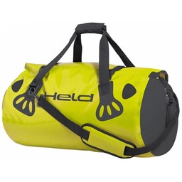 Held Biker Fashion Carry-bag Zwart/Neon geel