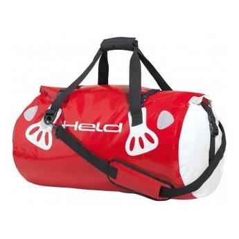 Held Biker Fashion Carry-bag Wit/Rood