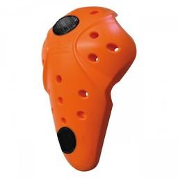 Held Biker Fashion D3O Knieprotectie CE met klittenband