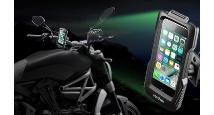 Smartphone/GPS houders