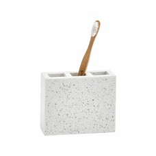 AQUANOVA Toothbrush holder QUARTZ White-43