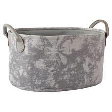 AQUANOVA Storage basket OLAV Light Gray-90