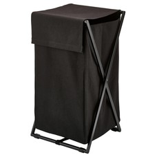 AQUANOVA Laundry basket ICON Black-09