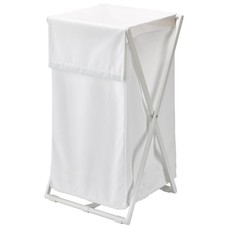 AQUANOVA Laundry basket ICON White-43