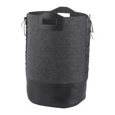 AQUANOVA Laundry basket DORAN Dark Gray-98