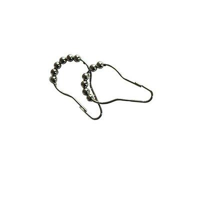 AQUANOVA Shower curtain ring Cosmo (set / 12)