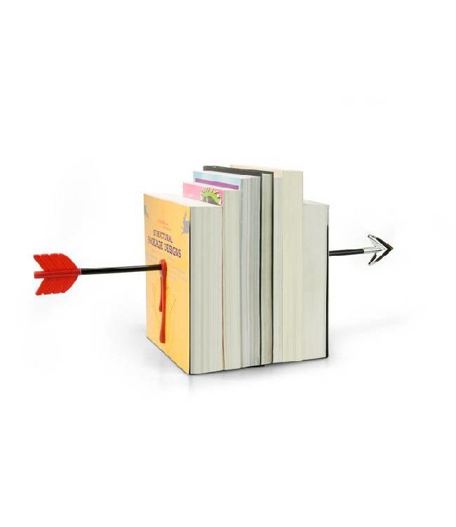 Boekensteun set Arrow