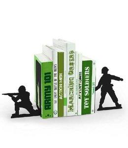 Boekensteun set Action Man