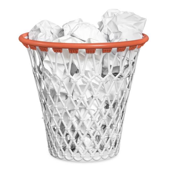 Prullenbak Basketbal