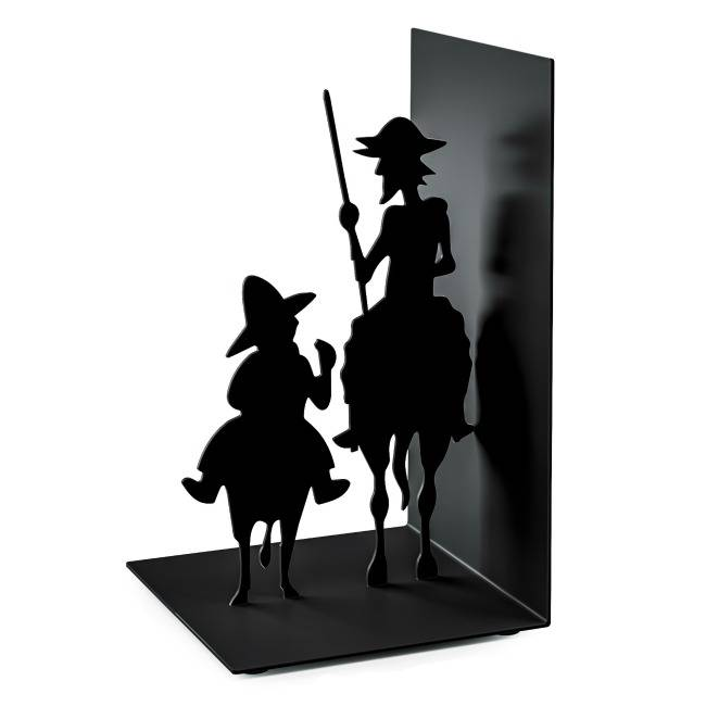 Boekensteun Don Quijote