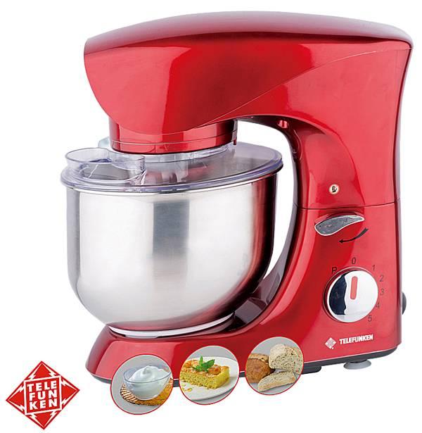 Keukenmachine 4,3 liter (800W)