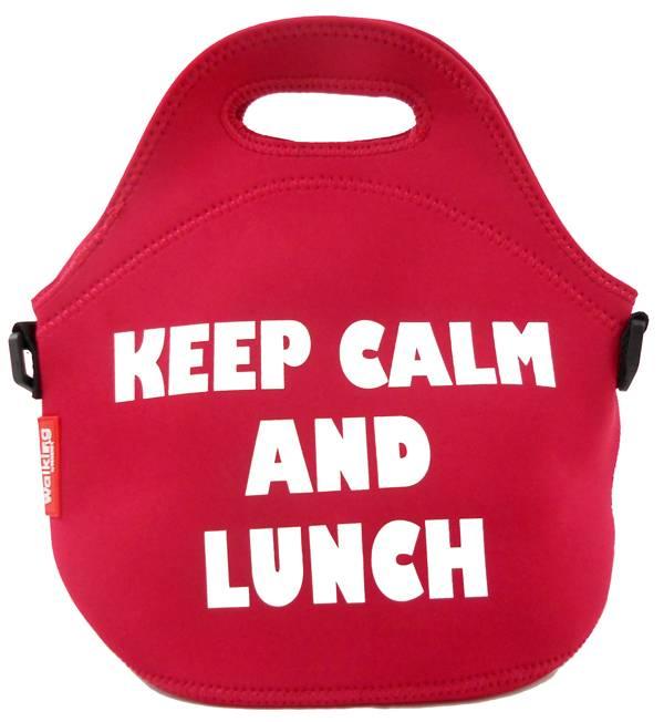 """Lunchtas """"Keep Calm"""""""