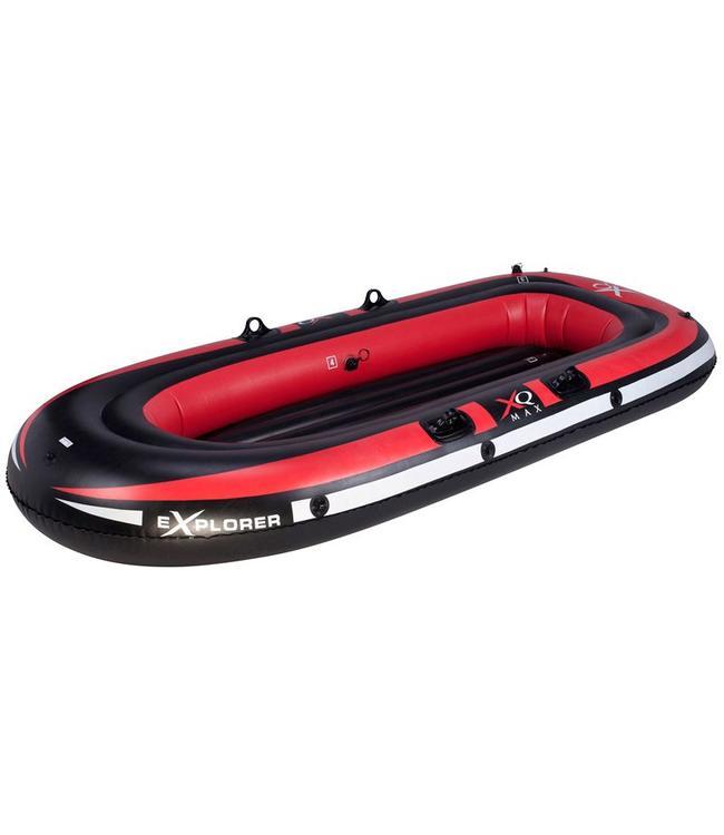 2-persoons opblaasbare boot