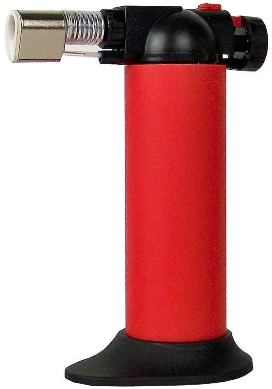 Crème Brulée brander 14 cm rood
