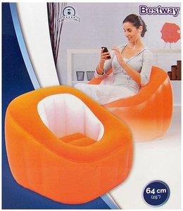 Lounge Comfi Cube oranje