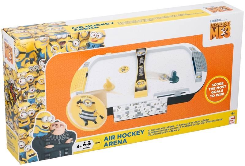 Air Hockey Arena Despicable Me3