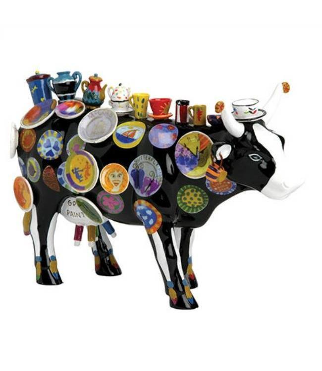 Cow Parade Moo Potter (medium)