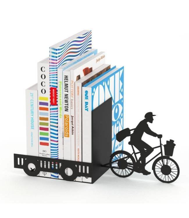 Boekensteun Postbode