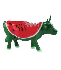 CowParade Cow Parade Watermelon Cow (medium)