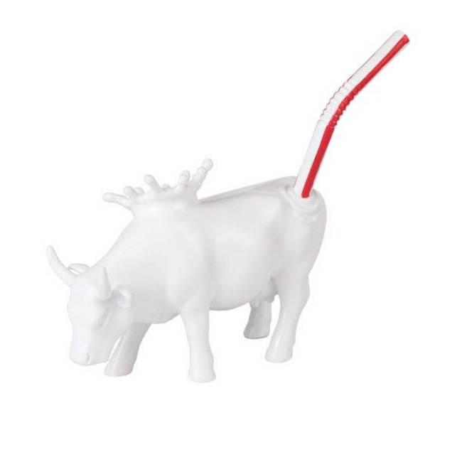 Cow Parade Milk Splash (medium)