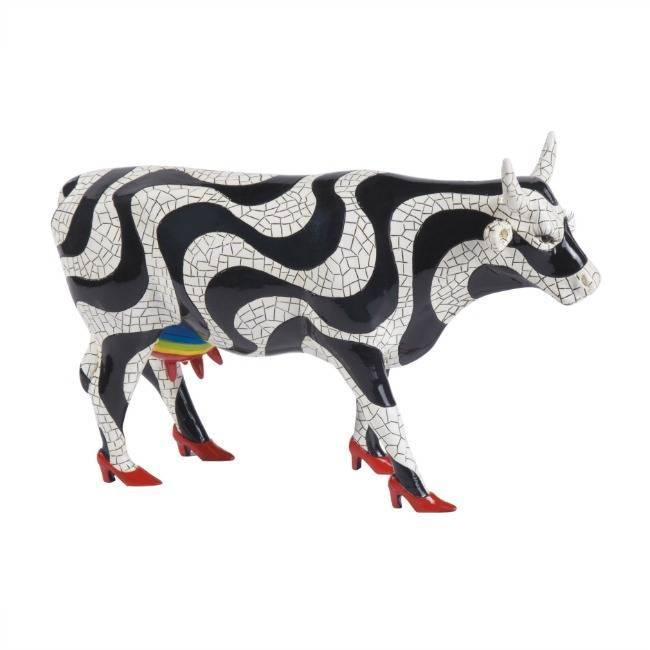 Cow Parade Paraiso Tropical (large)