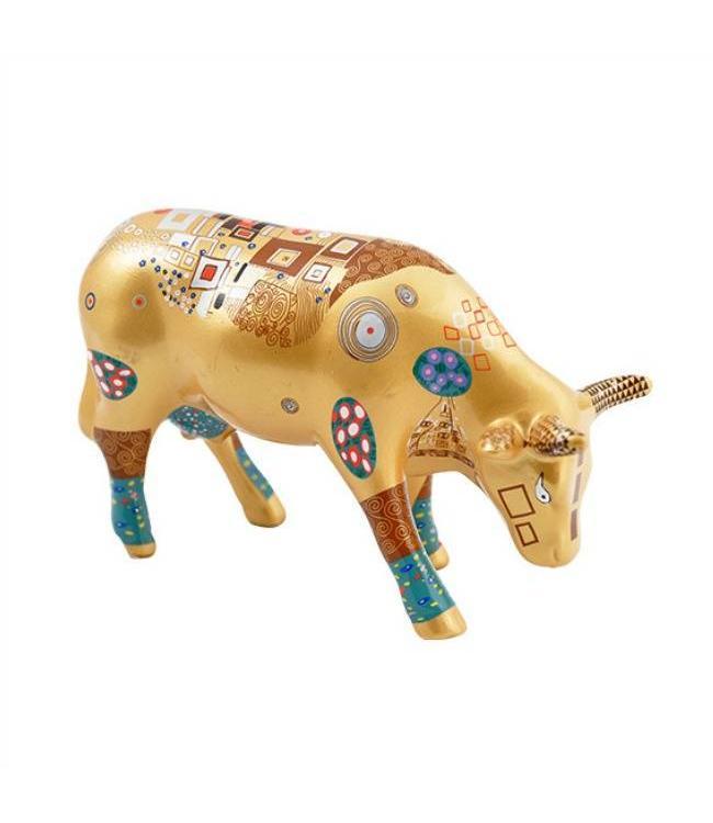 CowParade Cow Parade Klimt Kow (medium ceramic)