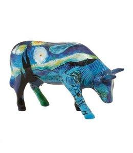 CowParade Cow Parade Vincent's Cow (medium ceramic)